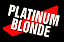 Platinum Blonde Logo